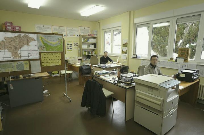 La Oficina técnica